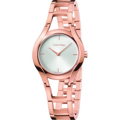 Mujer Calvin K6r23126 Shop™ ClassReloj Plata Es Watch Klein Para BordthCsQx