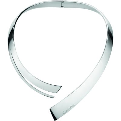 Ladies Calvin Klein Stainless Steel Beyond Choker Necklace KJ3UMJ000100