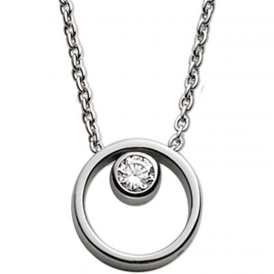 Ladies Skagen Stainless Steel Elin Necklace SKJ0833040