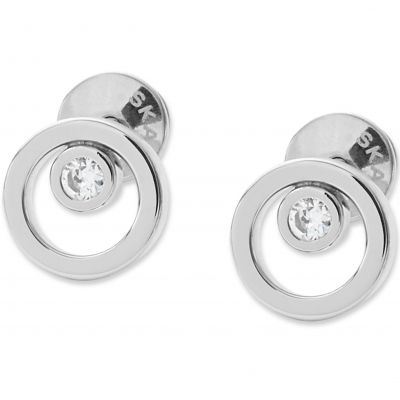 Ladies Skagen Stainless Steel Elin Earrings SKJ0836040