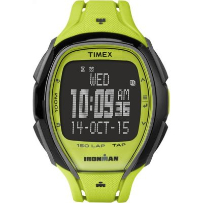 Mens Timex Indiglo Ironman Alarm Chronograph Watch TW5M00400