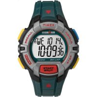 Mens Timex Indiglo Ironman Alarm Chronograph Watch TW5M02200