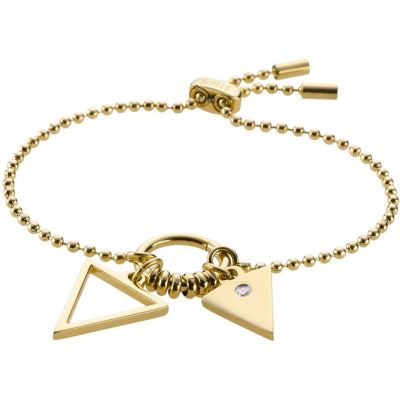 Ladies STORM PVD Gold plated Rohaise Bracelet 9980751/GD