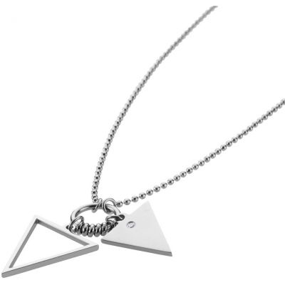Ladies STORM Stainless Steel Rohaise Necklace 9980750/S