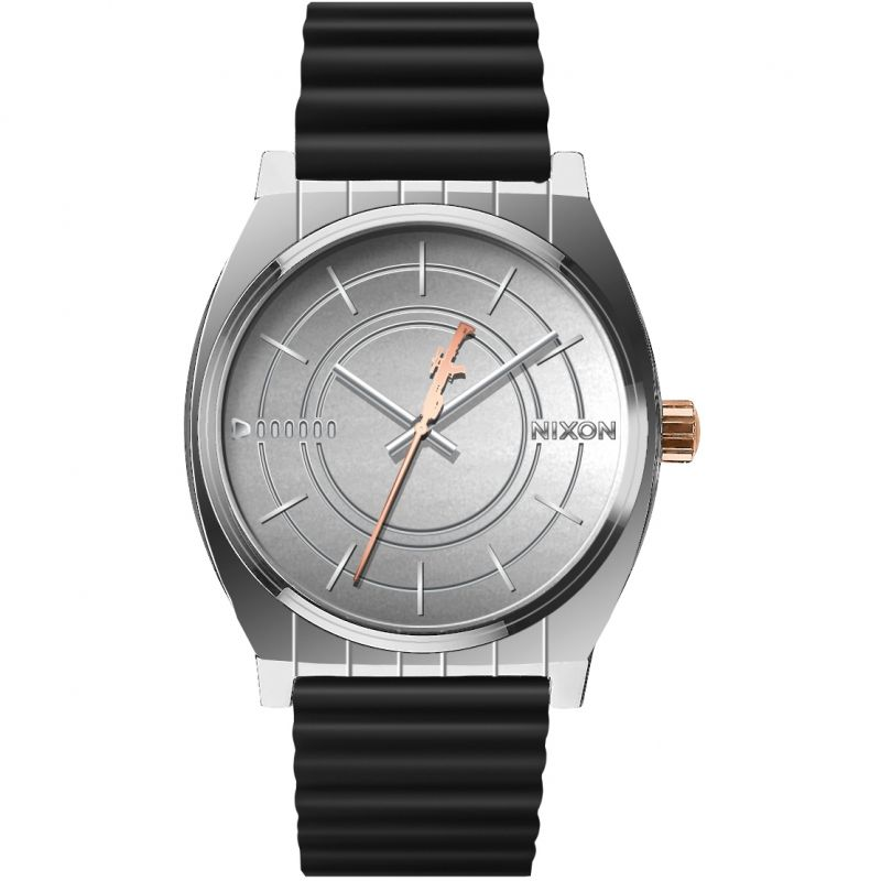 Mens Nixon The Time Teller Silicone Star Wars Special Edition Watch