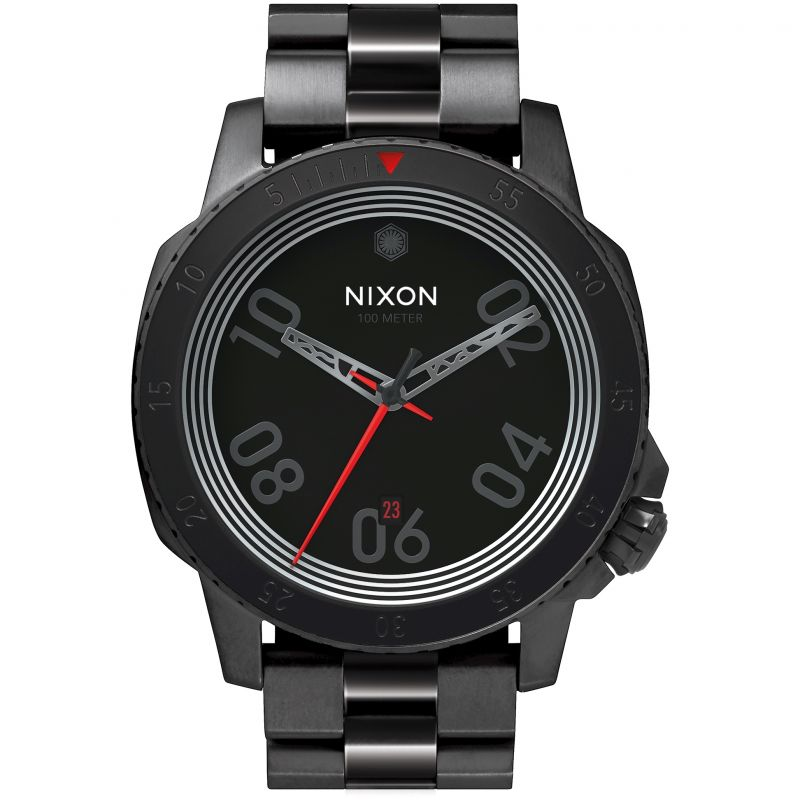 Mens Nixon The Ranger Star Wars Special Edition Kylo Ren Watch