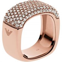 Emporio Armani Jewellery Pure Pave Ring JEWEL