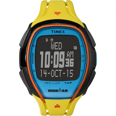 Mens Timex Indiglo Ironman Alarm Chronograph Watch TW5M00800