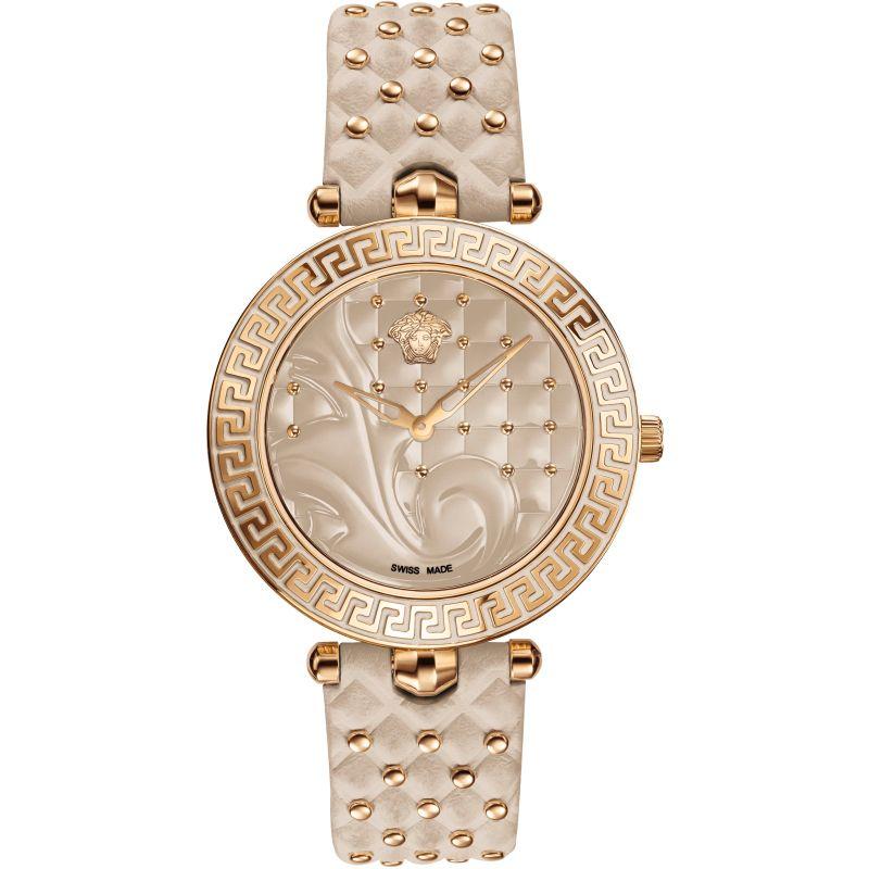 Image of            Ladies Versace Vanitas Watch