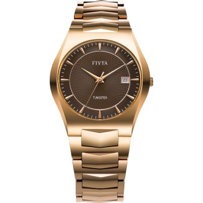 FIYTA Tungsten Herrenuhr in Rosa WG806001.PSP