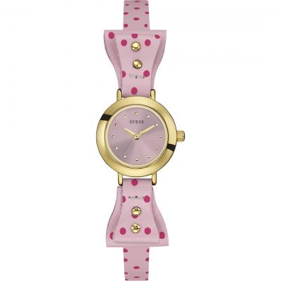 Guess Zoey Damenuhr in Pink W0736L4