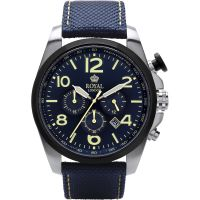 Mens Royal London Chronograph Watch 41326-03