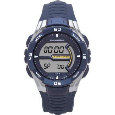 Mens Cannibal Alarm Chronograph Watch CD278-05