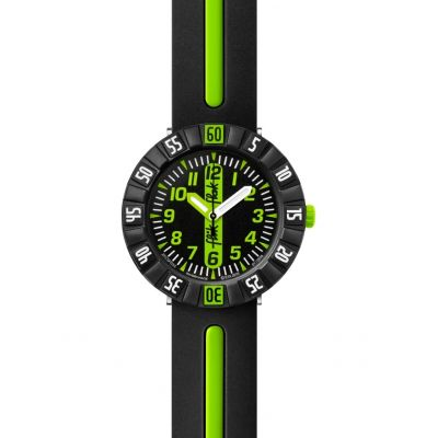 Montre Enfant Flik Flak Green Ahead FCSP032