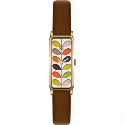 Ladies Orla Kiely Stem Watch OK2104