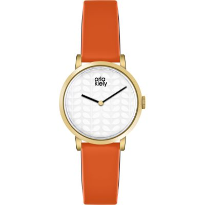 Ladies Orla Kiely Luna Watch OK2114