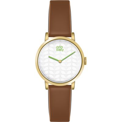 Ladies Orla Kiely Luna Watch OK2118