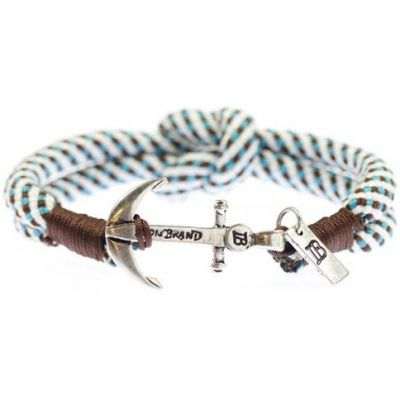 Icon Brand Base metal Captain Flint Bracelet LE1113-BR-BLU