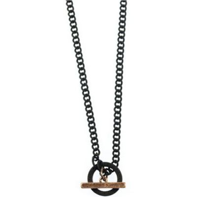 Icon Brand Base metal Link Necklace P1154-N-COP