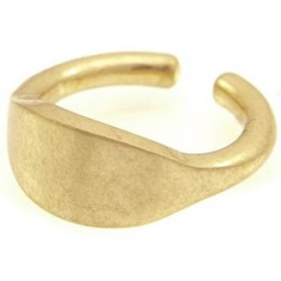 Gioielli da Unisex Icon Brand Jewellery Koite Ring Size Medium P1161-R-BRA-MED
