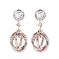 Bronzallure Crystal Quartz Earrings JEWEL