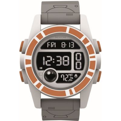 Orologio Cronógrafo da Uomo Nixon The Unit Star Wars Special Edition A197SW-2605