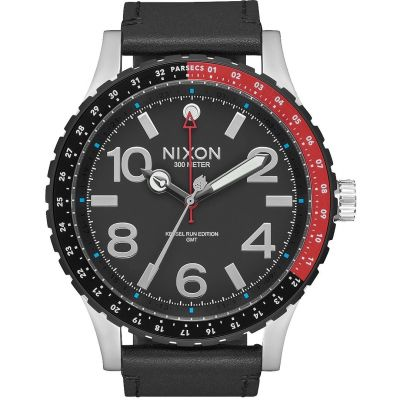 Nixon The 51-30 Star Wars GMT Han Solo Kessel Run Edition Herrklocka Svart A172SW-2609
