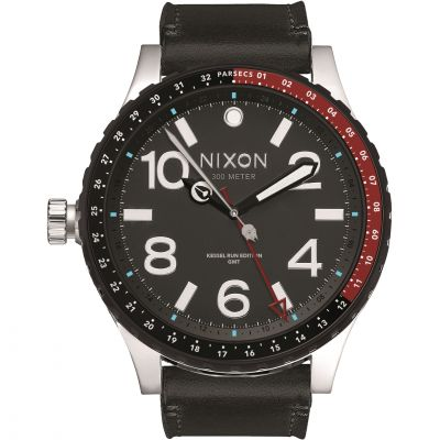 Mens Nixon The 51-30 Star Wars GMT Han Solo Kessel Run Edition Watch A172SW-2609