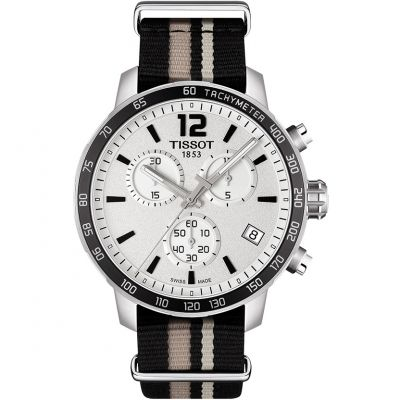 Mens Tissot Quickster Chronograph Watch T0954171703710