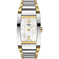 Ladies Tissot Generosi-T Diamond Watch T1053092211600