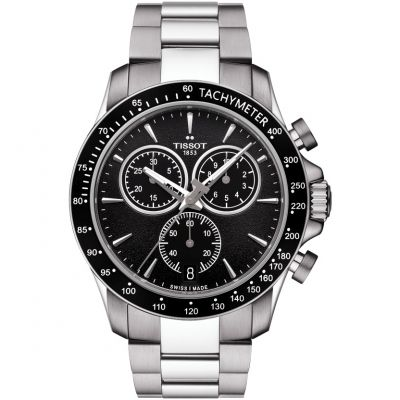 Mens Tissot V8 Chronograph Watch T1064171105100