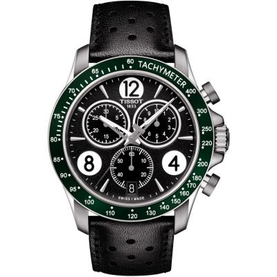 Mens Tissot V8 Chronograph Watch T1064171605700