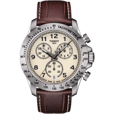 Mens Tissot V8 Chronograph Watch T1064171626200