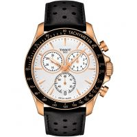Mens Tissot V8 Chronograph Watch T1064173603100