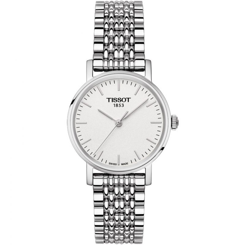 Ladies Tissot Everytime Watch T1092101103100