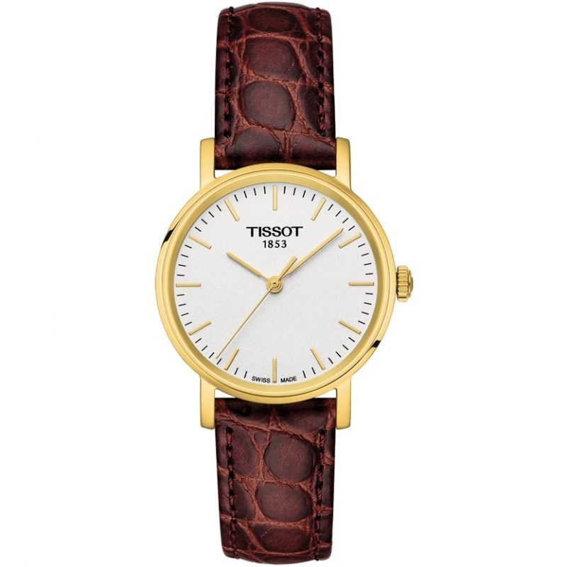 Ladies Tissot Everytime Watch T1092103603100