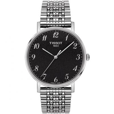 Tissot T-Classic Everytime Herrenuhr in Silber T1094101107200