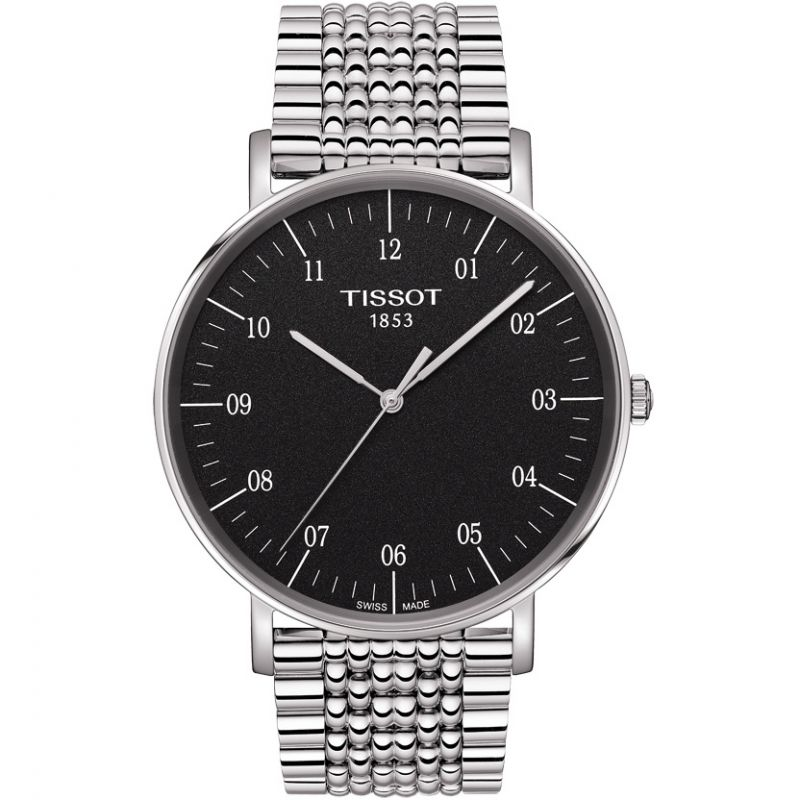 Mens Tissot Everytime Watch T1096101107700