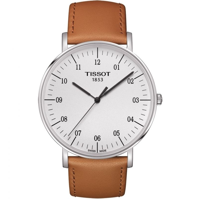 Mens Tissot Everytime Watch T1096101603700