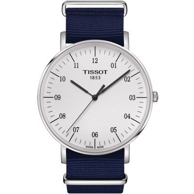 Mens Tissot Everytime Watch T1096101703700