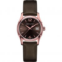 Ladies Hamilton Jazzmaster 34mm Watch