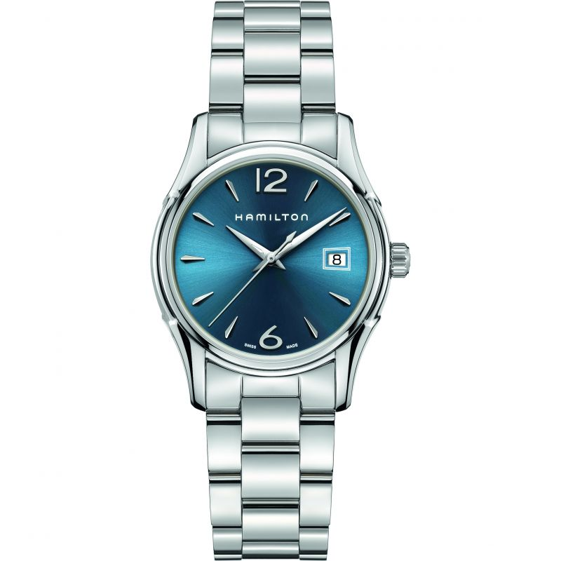 Ladies Hamilton Jazzmaster Lady 34mm Watch H32351145