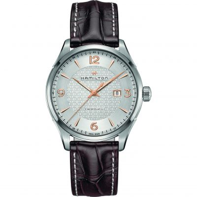 Mens Hamilton Jazzmaster Viewmatic 44mm Automatic Watch H32755551