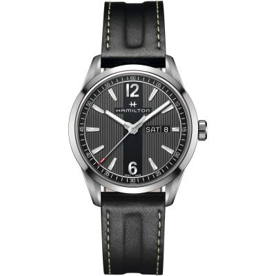 Hamilton Broadway Day-Date 40mm Herrenuhr in Schwarz H43311735