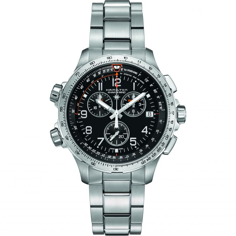 Mens Hamilton X-Wind Chronograph Watch