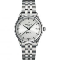 Mens Certina DS-1 Powermatic 80 Automatic Watch C0298071103100