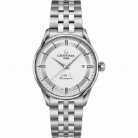 Ladies Certina DS-1 Powermatic 80 Automatic Watch C0298071103160