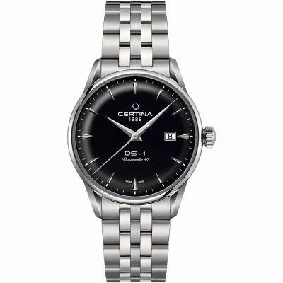 Montre Femme Certina DS-1 Powermatic 80 C0298071105100