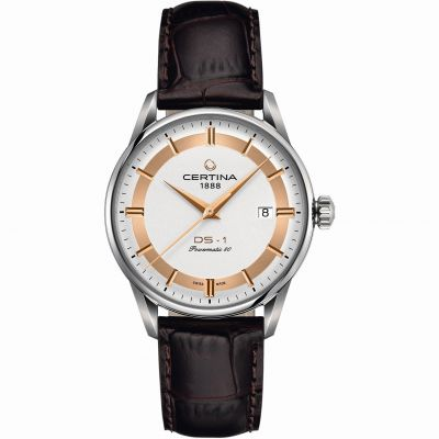 Montre Homme Certina DS-1 Powermatic 80 Himalaya Special Edition C0298071603160