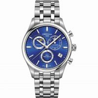 Mens Certina DS-8 Precidrive Moonphase Chronograph Watch C0334501104100